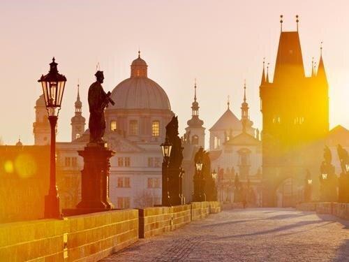 Vlastivědné vycházky Prahou - říjen 2020 - zrušeno
