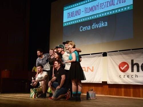 Deafland - 4. filmový festival neslyšících online