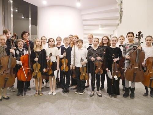 Vánoční koncert ZUŠ I. Hurníka Praha 2 - zrušeno