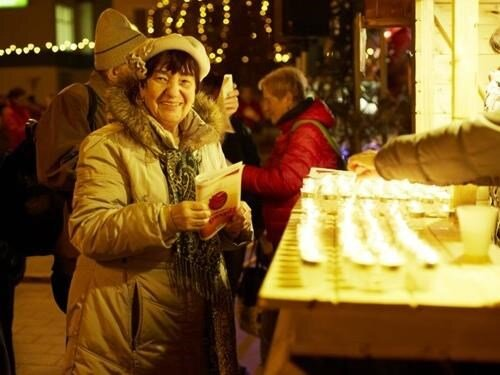 Vánoce na náměstí v Rožnově pod Radhoštěm 2020 - zrušeno