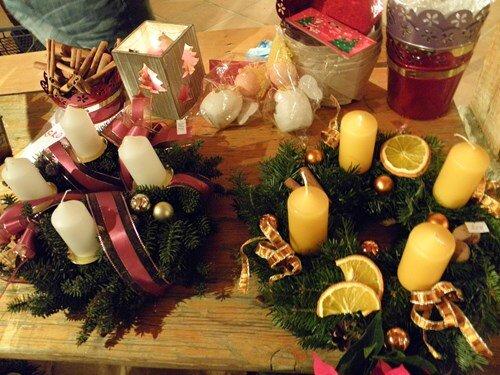 Mikulášské trhy a rozsvícení vánočního stromu ve Spáleném Poříčí