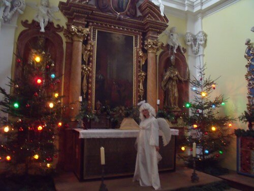 Vánoce na zámku Lemberk aneb Přijde i Mikuláš, čert a anděl - zrušeno