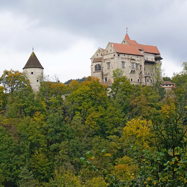 Po naučných stezkách pod hradem Pernštejn