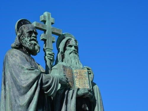 Cyrilometodějská pouť a bohoslužby na Radhošti