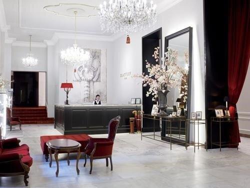 Noc hotelů v Clarion Grandhotelu Zlatý Lev