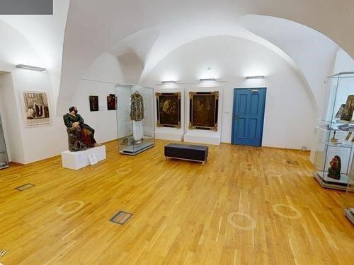 Výstava Telč a jezuité. Řád a jeho mecenáši - online