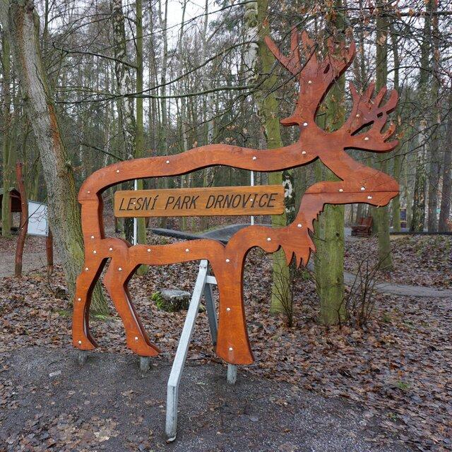 Lesní park Drnovice