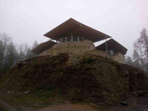 Zpřístupnění nové expozice zříceniny hradu Vízmburk