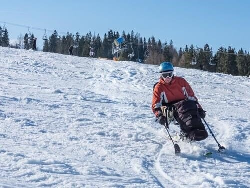 Zimní Česko - rakouské hry handicapované mládeže Emil Open - odloženo
