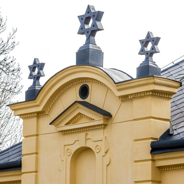 Třebíč – město židovských památek
