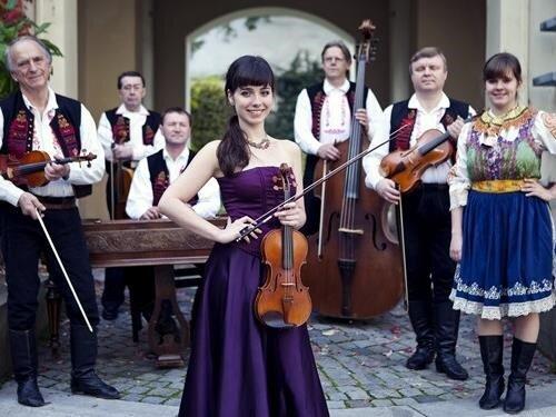 Klášterní hudební slavnosti - FolkloreClassic