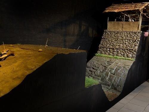 Pevnosti bronzového věku jižních Čech - výstava v Písku