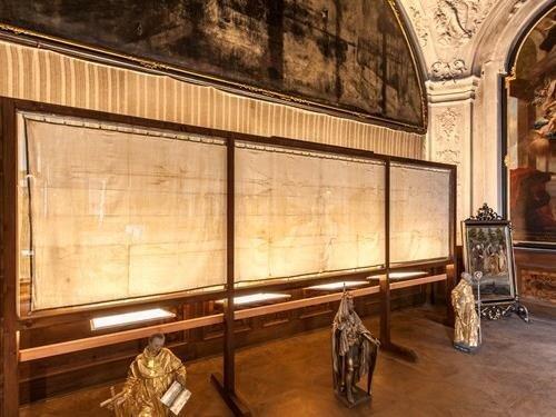 Živé online prohlídky broumovského kláštera