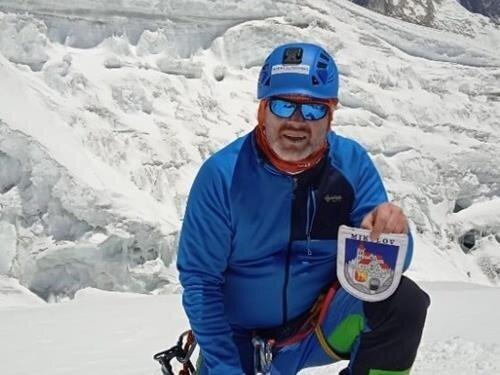 Leoš Bařina - Nepál Lobuche East