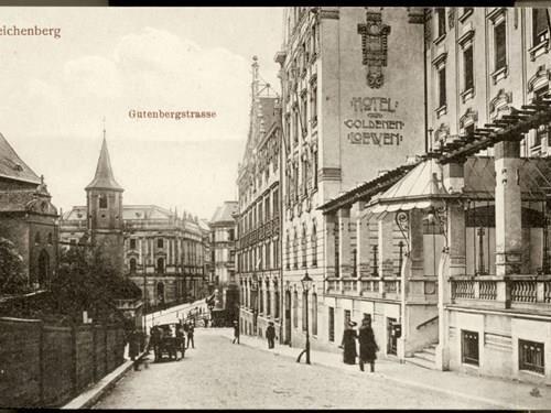 115. výročí hotelu! Clarion Grandhotel Zlatý Lev