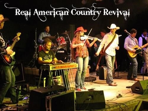 Real American Country Revival v Devítka Parku