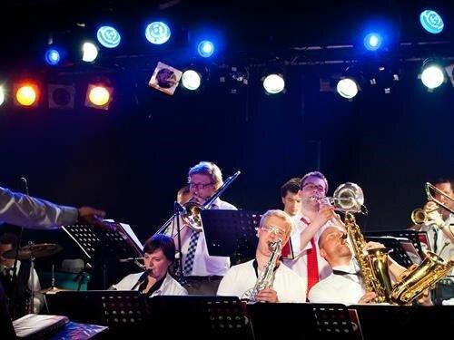 Magnum Jazz Band . zrušeno
