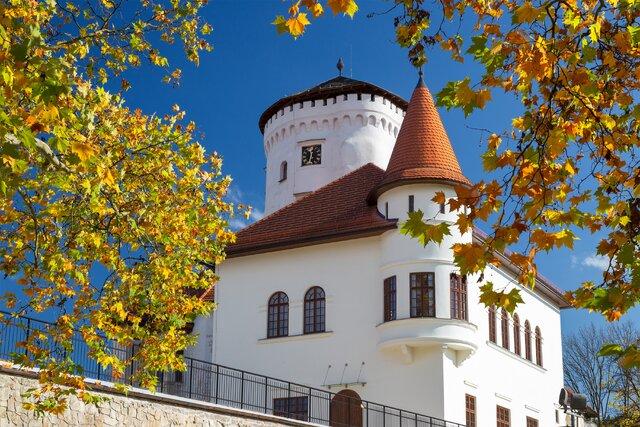 Budatínský hrad