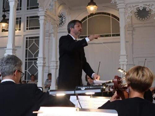 Kolonádní koncert v rámci festivalu Beethovenovy dny