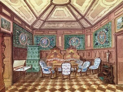 Mimořádné prohlídky Valdštejnského apartmá zámku Hluboká