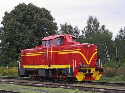 Modelový den na Zubačce – výročí 60 let ozubnicových lokomotiv T 426.0