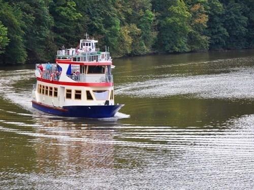 Zahájení lodní dopravy a lodní sezóna 2021 na Brněnské přehradě