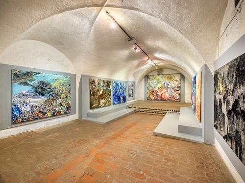 Výstava Nuže... Michaela Rittsteina: Retrospektiva i šumavský venkov v době pandemie