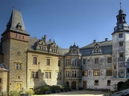 Speciální dětské prohlídky na zámku Frýdlant