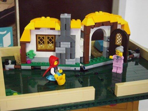 Lego výstava ve Veselí nad Moravou