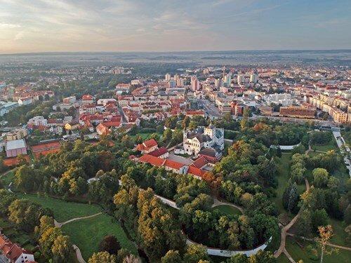 Komentované prohlídky města Pardubice