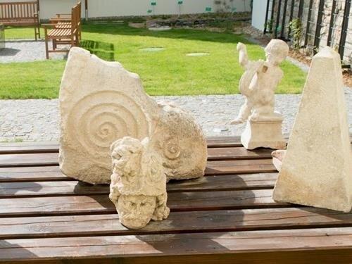 Tichá řeč kamení – expozice v Minoritském klášteře