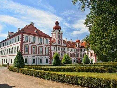 Otevření 13. komnaty zámku Mnichovo Hradiště