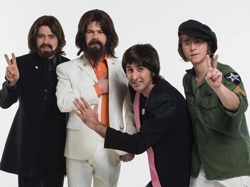 The Backwards – World Beatles Show