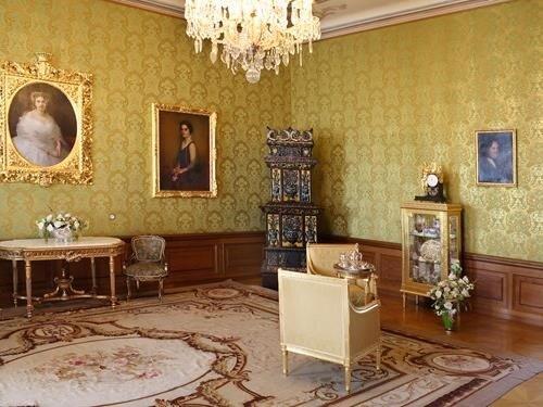 Vánoce na zámku Fryštát ve stylu Ludvíka XIV.