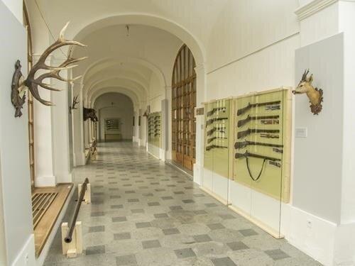Palné zbraně ze sbírky VMG