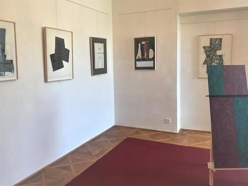 Výstava v Galerii JCM