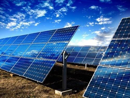 Dny otevřených dveří slunečních elektráren Fotovoltaická elektrárna Chvalatice