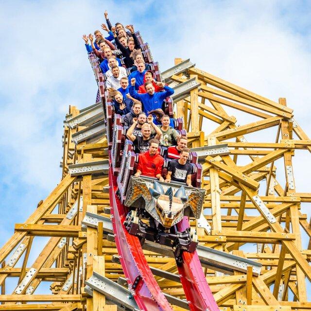 Energylandia: obří zábavní park s úžasnými atrakcemi