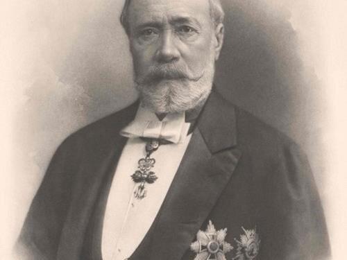 Přednáška hraběte Jana Harracha