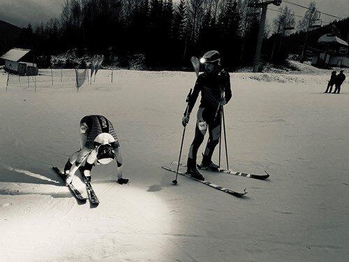 Skialpový závod – SkiMo Harrachov