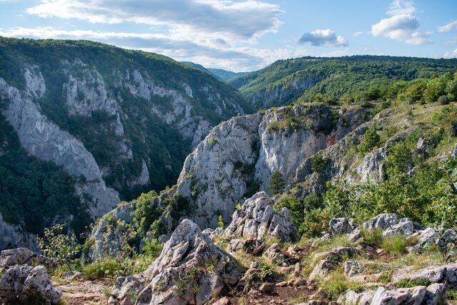 Národní park Slovenský kras