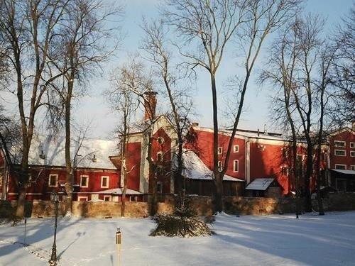 Zimní prohlídky zámku Dětenice