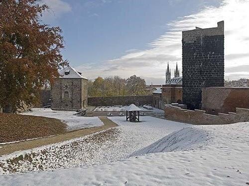 Chebský hrad – zimní prohlídky