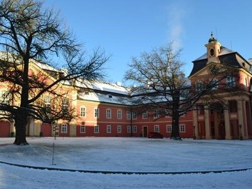 Vánoční trh na zámku Dobříš