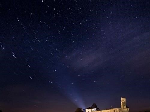 Konec sezóny na hradě Lipnice nad Sázavou