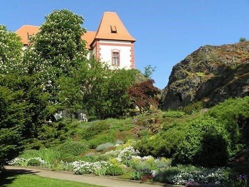 Speciální prohlídky hradu Kámen