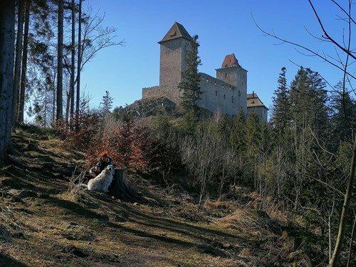 Dobrodružná výprava do hradu Kašperk