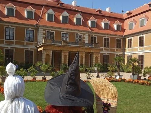 Strašidelný víkend na zámku v Rájci nad Svitavou