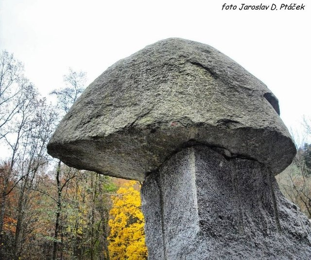 Stonehenge u řeky Lužnice