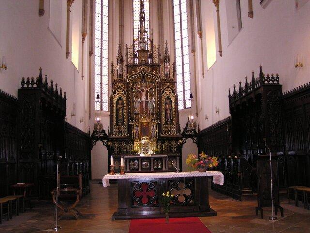 Dominikánský klášter v Českých Budějovicích